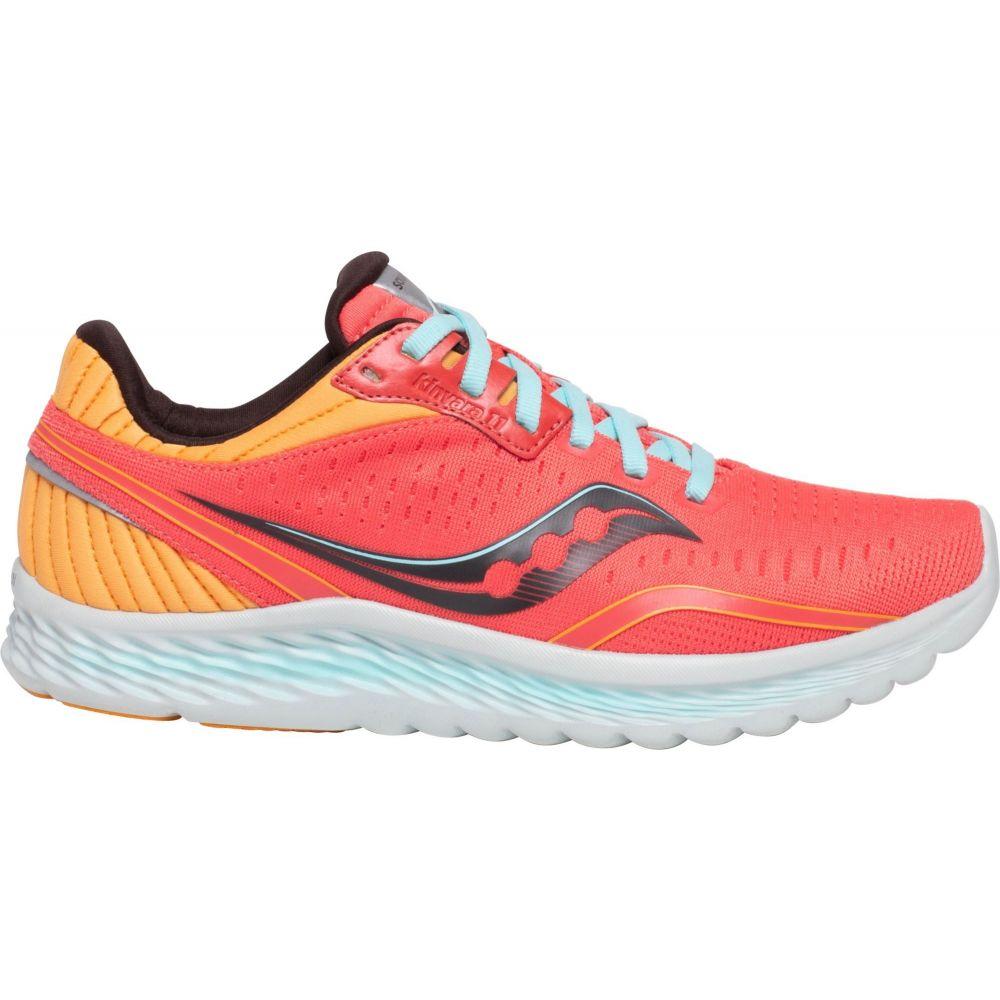サッカニー Saucony レディース ランニング・ウォーキング シューズ・靴【Kinvara 11 Running Shoes】Coral