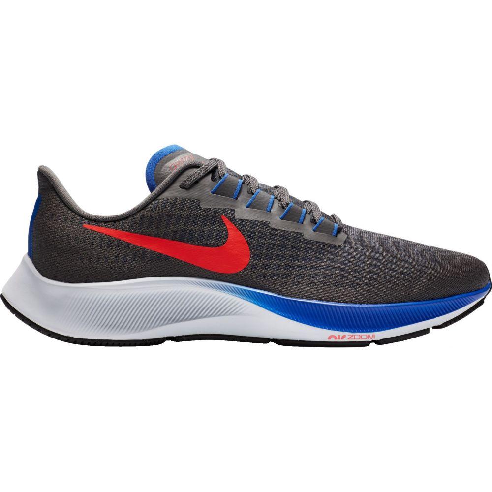 ナイキ Nike メンズ ランニング・ウォーキング エアズーム シューズ・靴【Air Zoom Pegasus 37 Running Shoes】Grey/Blue