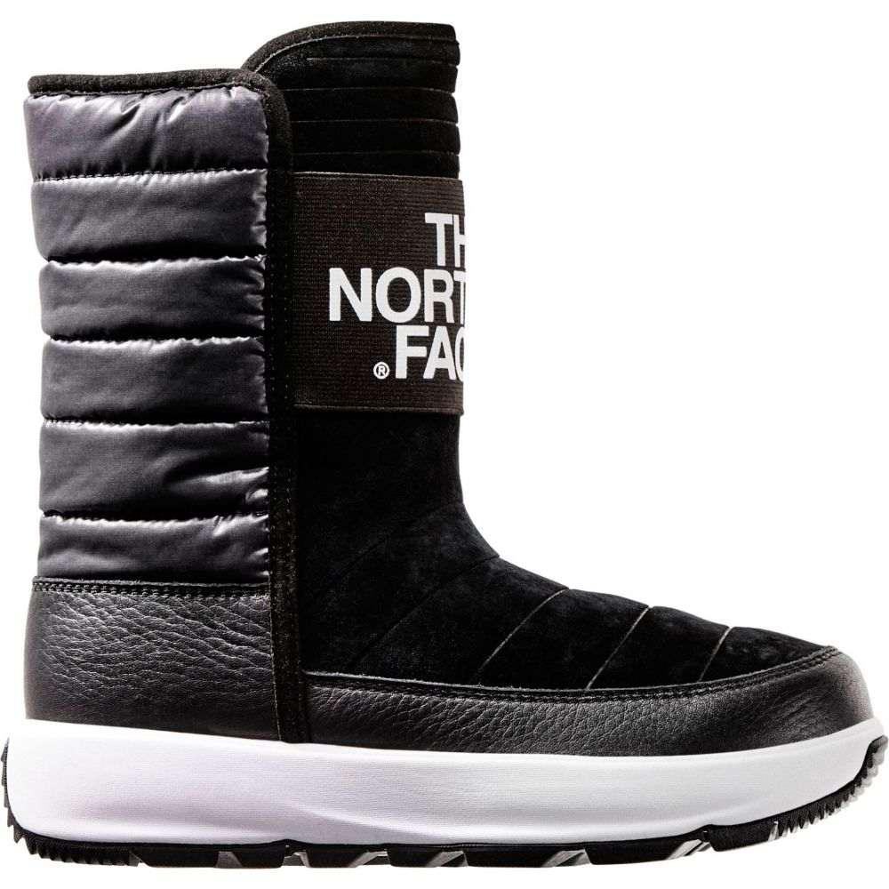 ザ ノースフェイス The North Face レディース ブーツ ウインターブーツ シューズ・靴【Ozone Park Winter Pull-On 200g Waterproof Winter Boots】TNF Black/TNF White