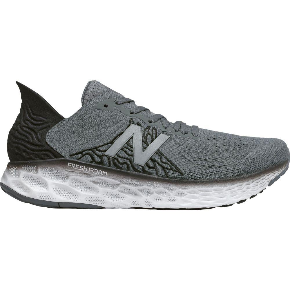 ニューバランス New Balance メンズ ランニング・ウォーキング シューズ・靴【Fresh Foam X 1080 v10 Running Shoes】Lead/Black