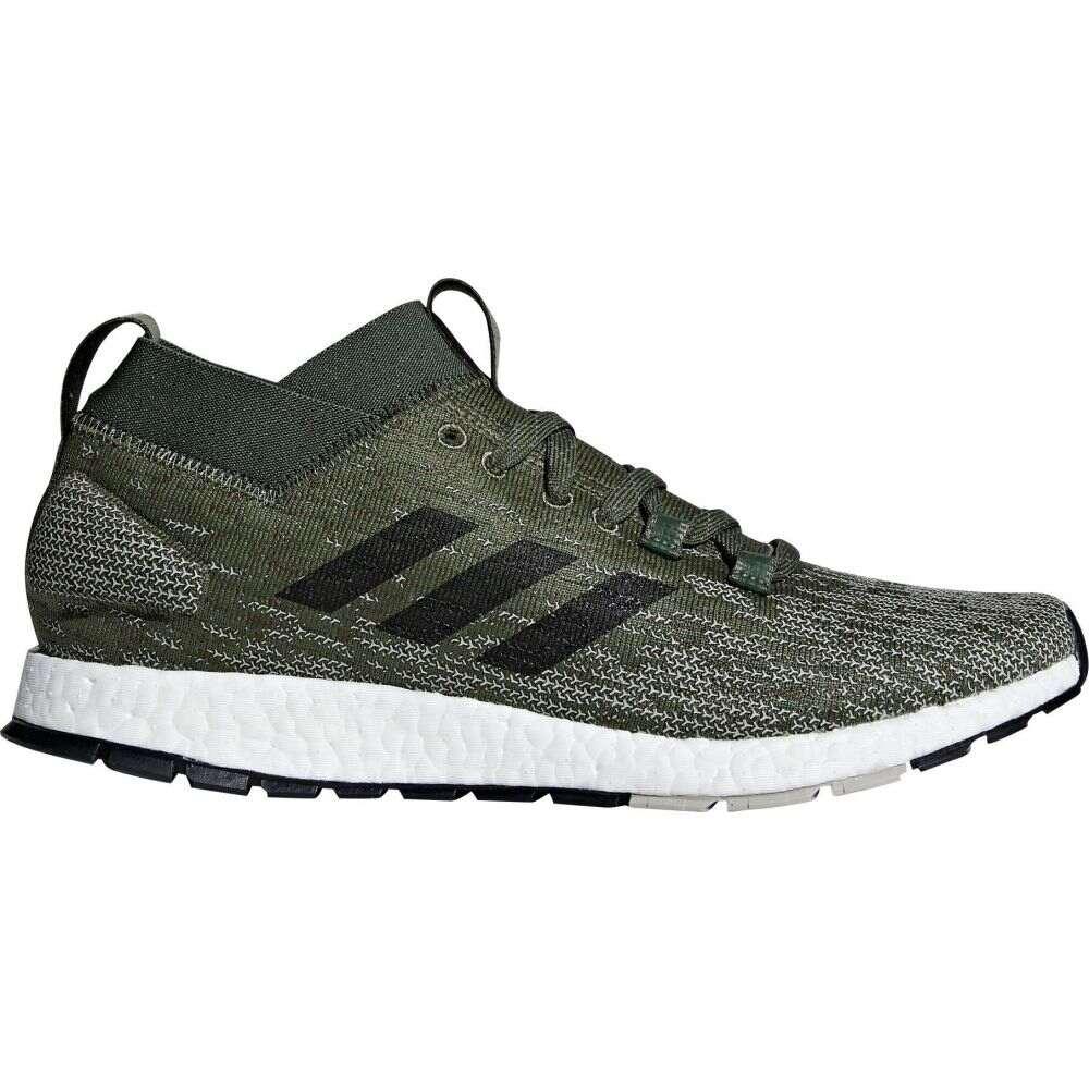 アディダス adidas メンズ ランニング・ウォーキング シューズ・靴【PureBoost RBL Running Shoes】Green/Black