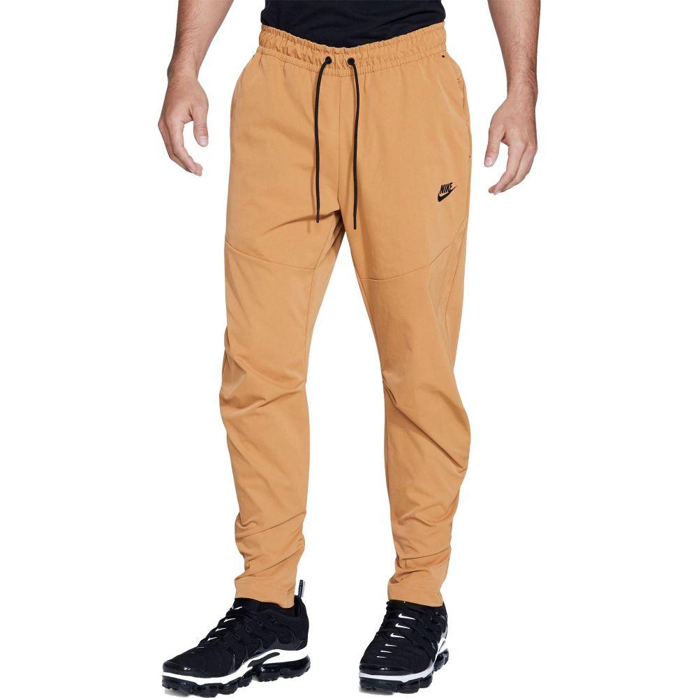 ナイキ Nike メンズ フィットネス・トレーニング ボトムス・パンツ【Sportswear Woven Pants】Flax