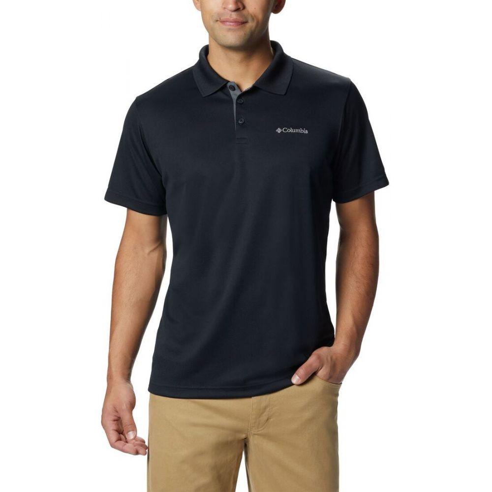 コロンビア Columbia メンズ ポロシャツ トップス【Utilizer Polo】Black