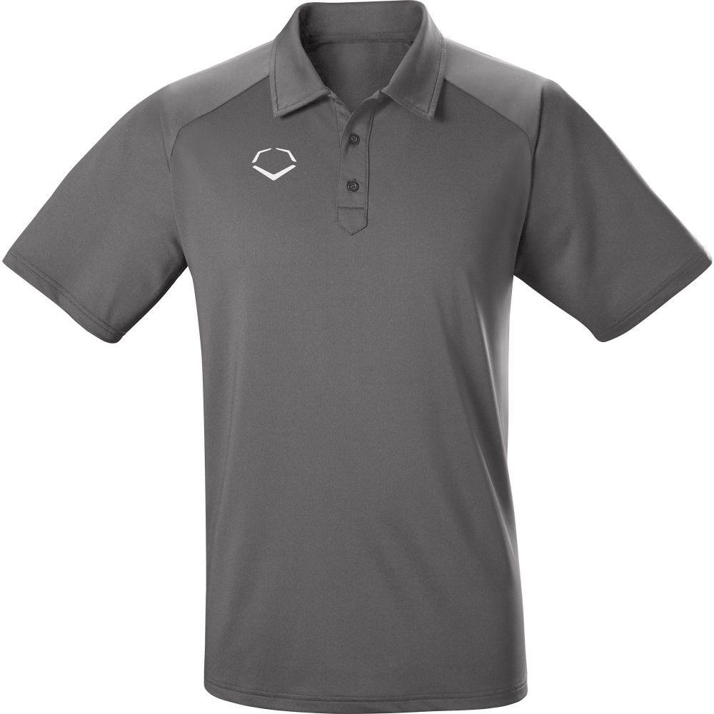 エボシールド EvoShield メンズ ポロシャツ トップス【Pro Team Polo】Charcoal