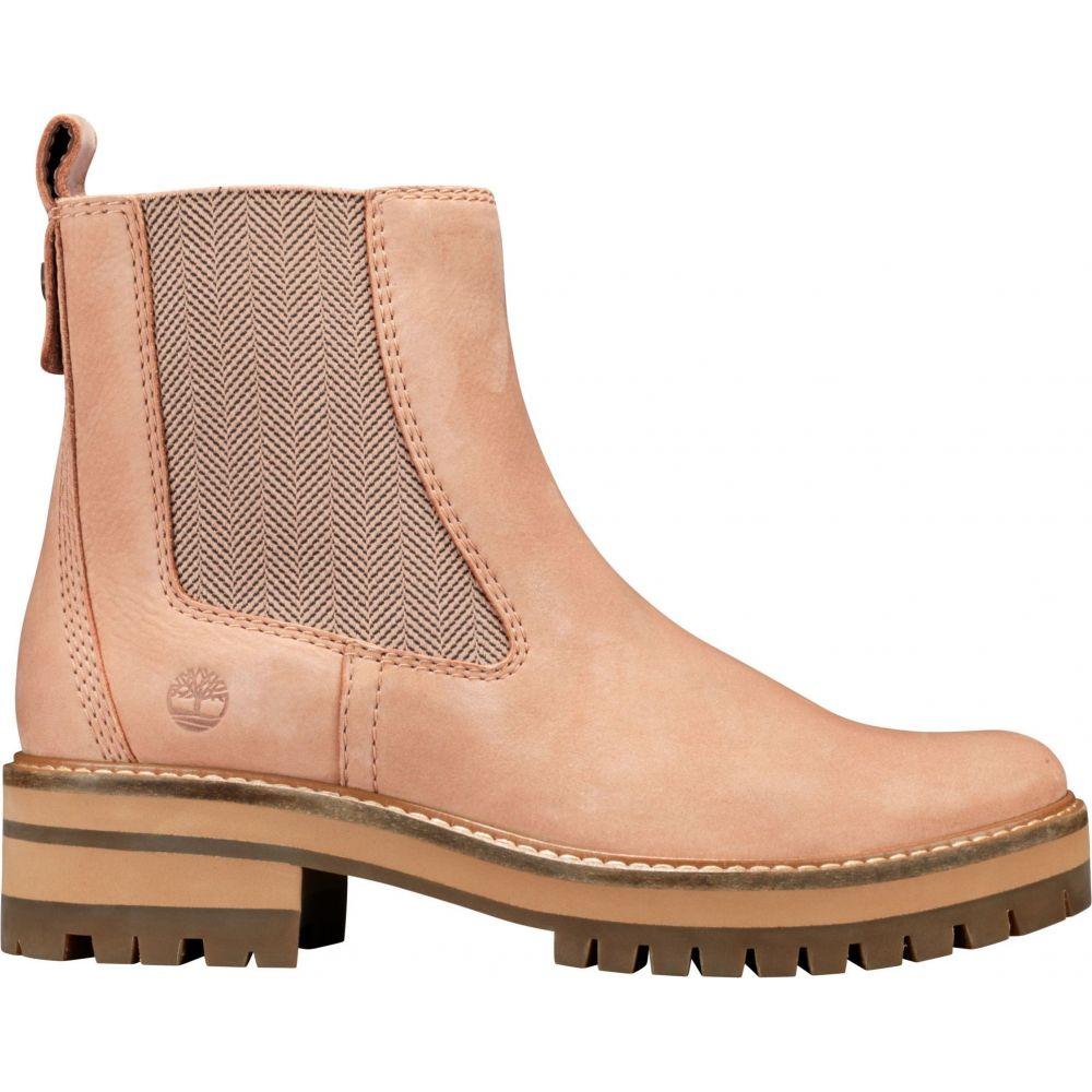 ティンバーランド Timberland レディース ブーツ チェルシーブーツ シューズ・靴【Courmayeur Valley Chelsea Boots】Beige