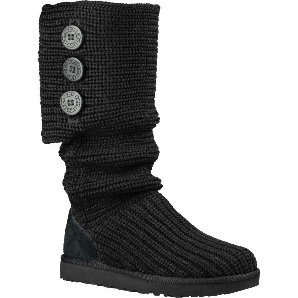 アグ UGG レディース ブーツ シューズ・靴【Classic Cardy II Casual Boots】Black