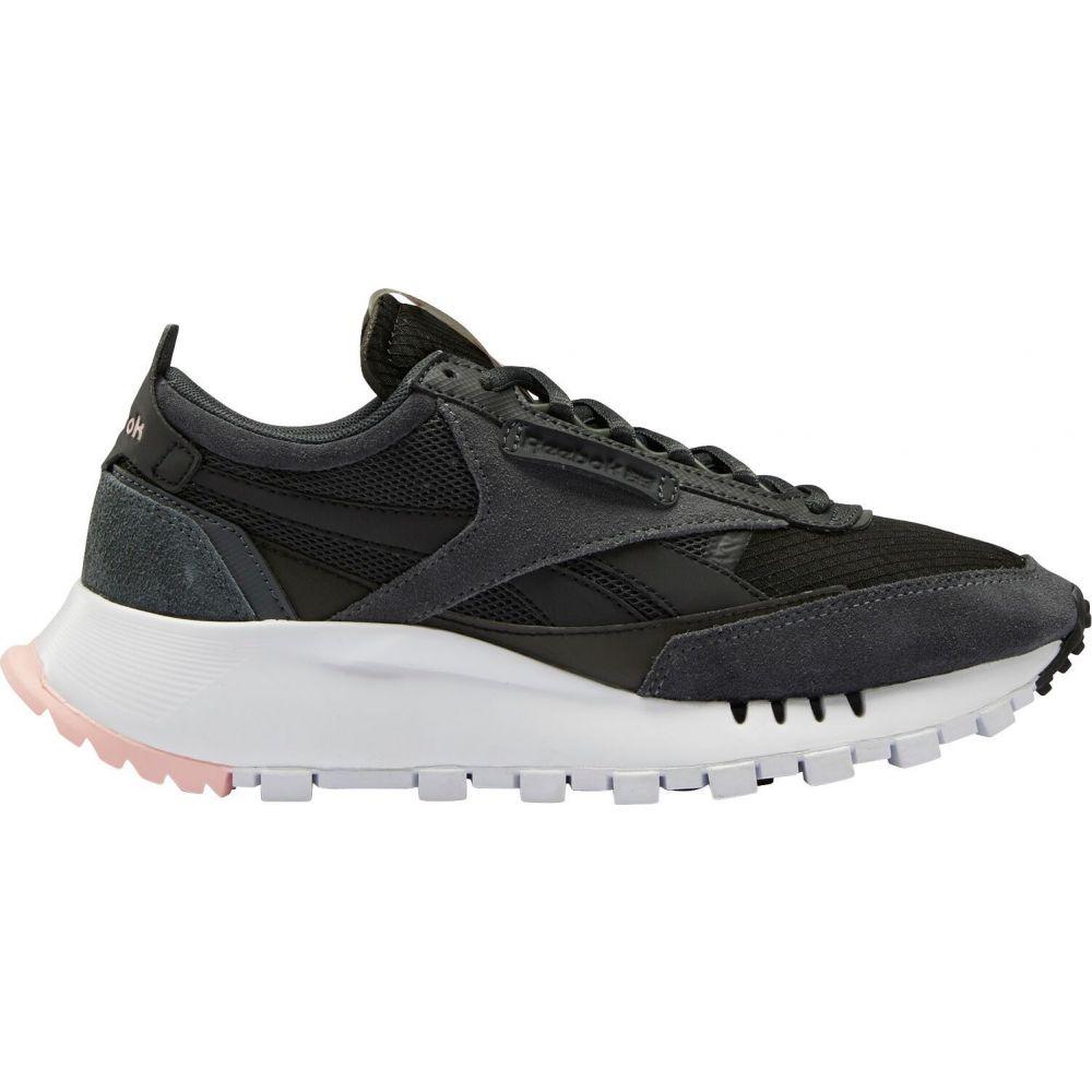 リーボック Reebok レディース スニーカー シューズ・靴【Classic Leather Legacy Shoes】Black/White