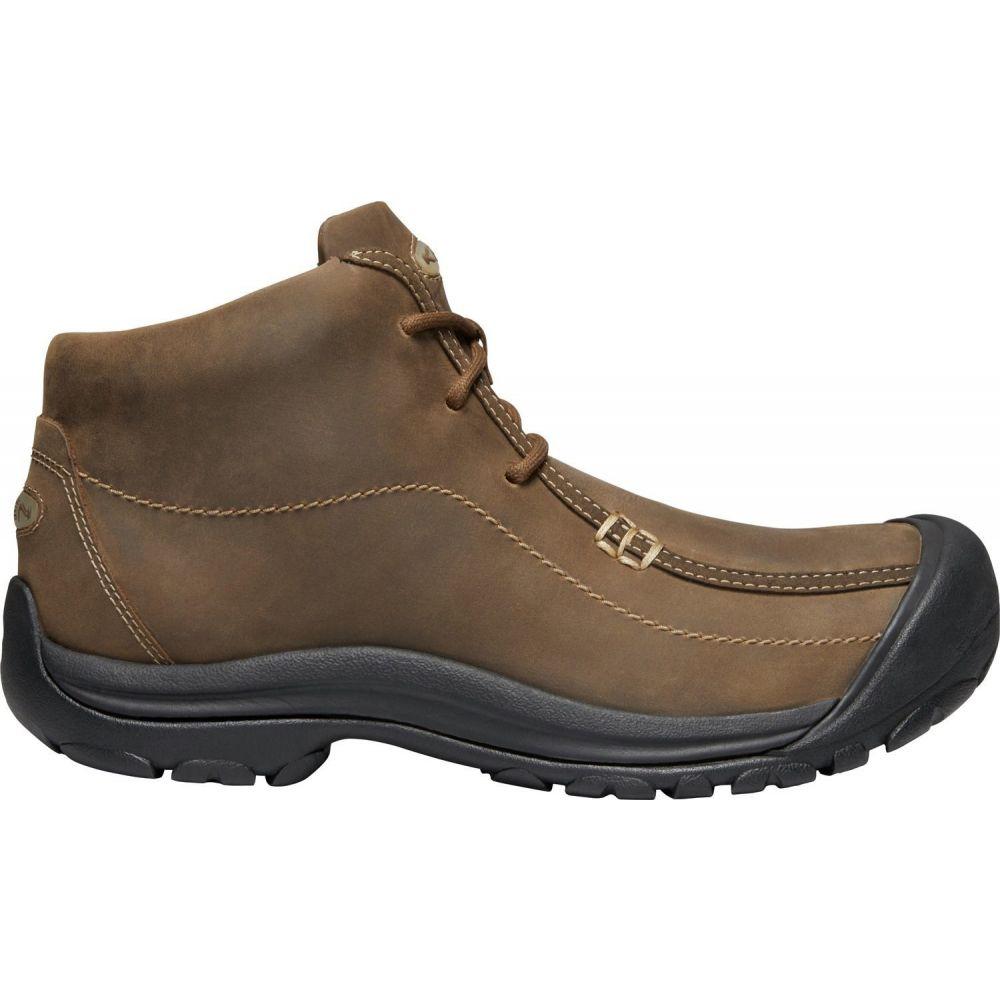 キーン Keen メンズ ブーツ チャッカブーツ シューズ・靴【KEEN Portsmouth Chukka Boots】Dark Earth