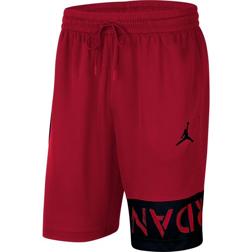 ナイキ ジョーダン Jordan メンズ バスケットボール ジャンプマン ショートパンツ ボトムス・パンツ【Jumpman Air 10 Basketball Shorts】Gym Red
