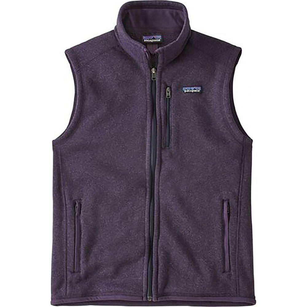 パタゴニア Patagonia メンズ ベスト・ジレ トップス【Better Sweater Fleece Vest】Piton Purple