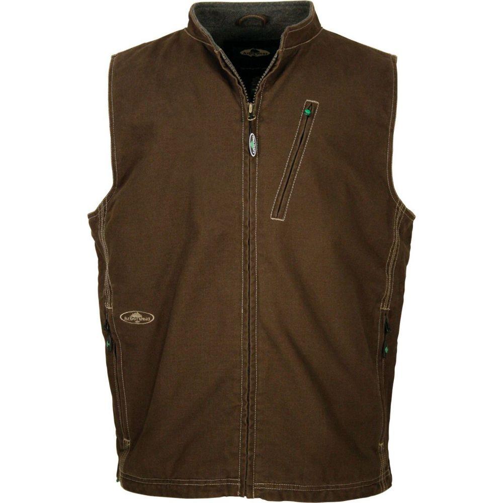 アーバーウェア Arborwear メンズ ベスト・ジレ トップス【Bodark Vest】Chestnut