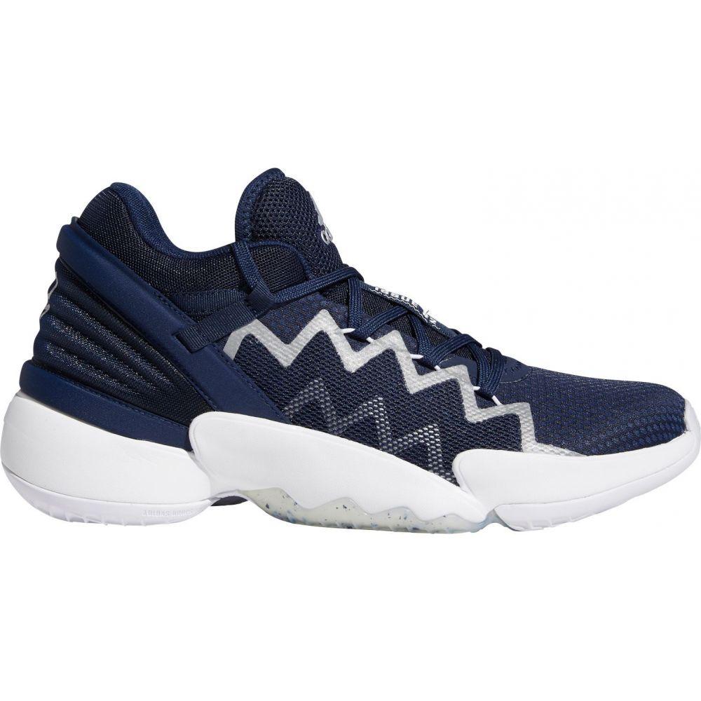 アディダス adidas メンズ バスケットボール シューズ・靴【D.O.N. Issue #2 Basketball Shoes】Navy/White