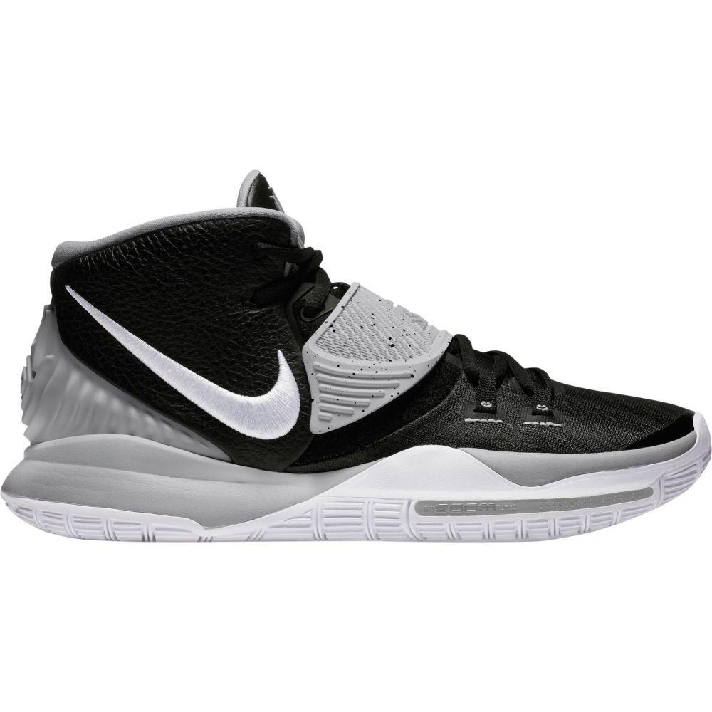 ナイキ Nike メンズ バスケットボール シューズ・靴【Kyrie 6 Basketball Shoes】Black/White/Grey