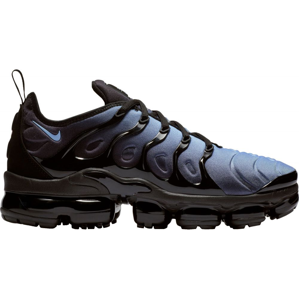 ナイキ Nike メンズ シューズ・靴 【Air VaporMax Plus Shoes】Black/Aluminum