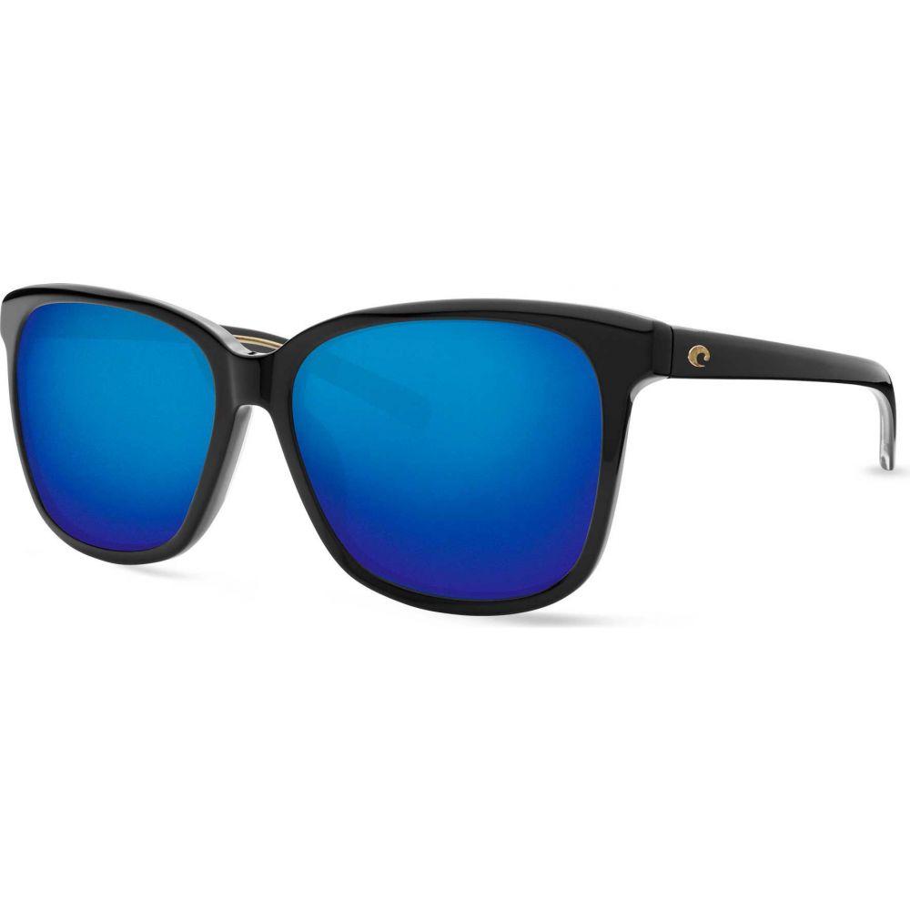 ユニセックス メガネ・サングラス Polarized Black/Blue 580G コスタデルメール 【May Del Costa Mar Sunglasses】Shiny