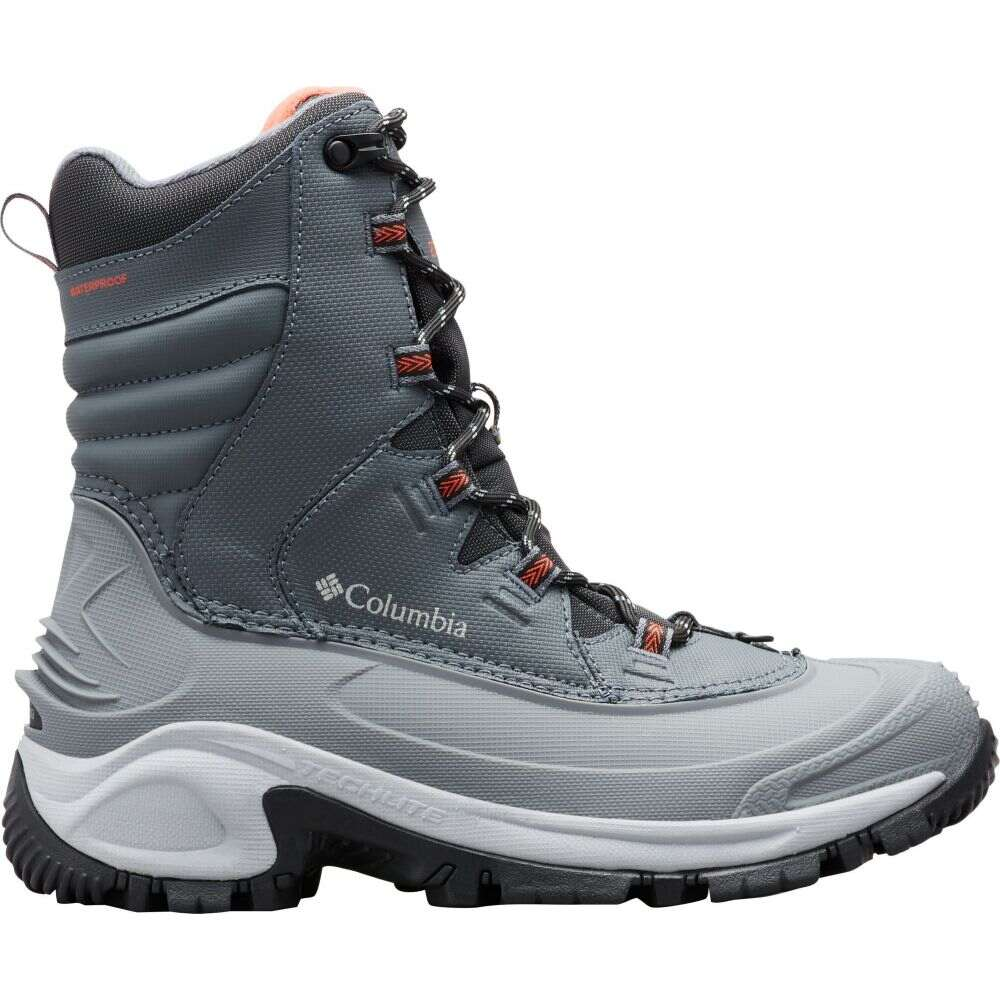 III ウインターブーツ ブーツ レディース Columbia コロンビア Winter Boots】Graphite/Red 200g シューズ・靴【Bugaboot Waterproof