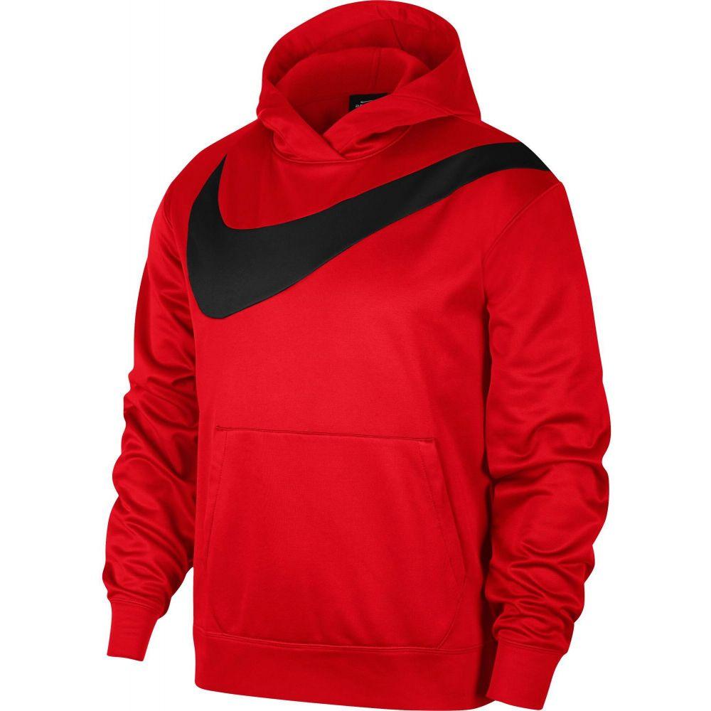 ナイキ Nike メンズ バスケットボール トップス【Therma HBR Basketball Hoodie】University Red