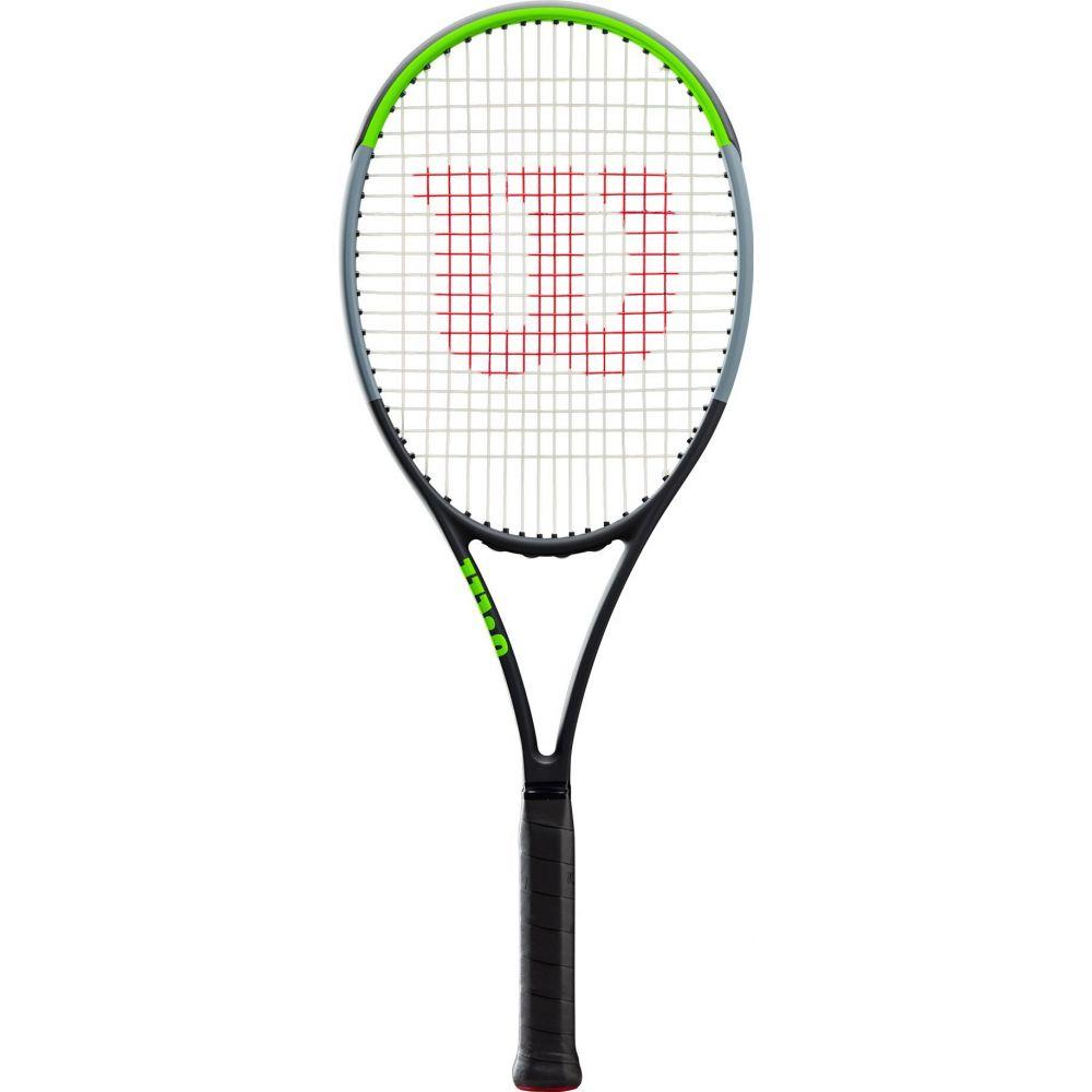 ウィルソン ユニセックス テニス サイズ交換無料 Wilson ラケット Blade Tennis Racquet 通常便なら送料無料 V7 激安価格と即納で通信販売 98 16x19 Unstrung -