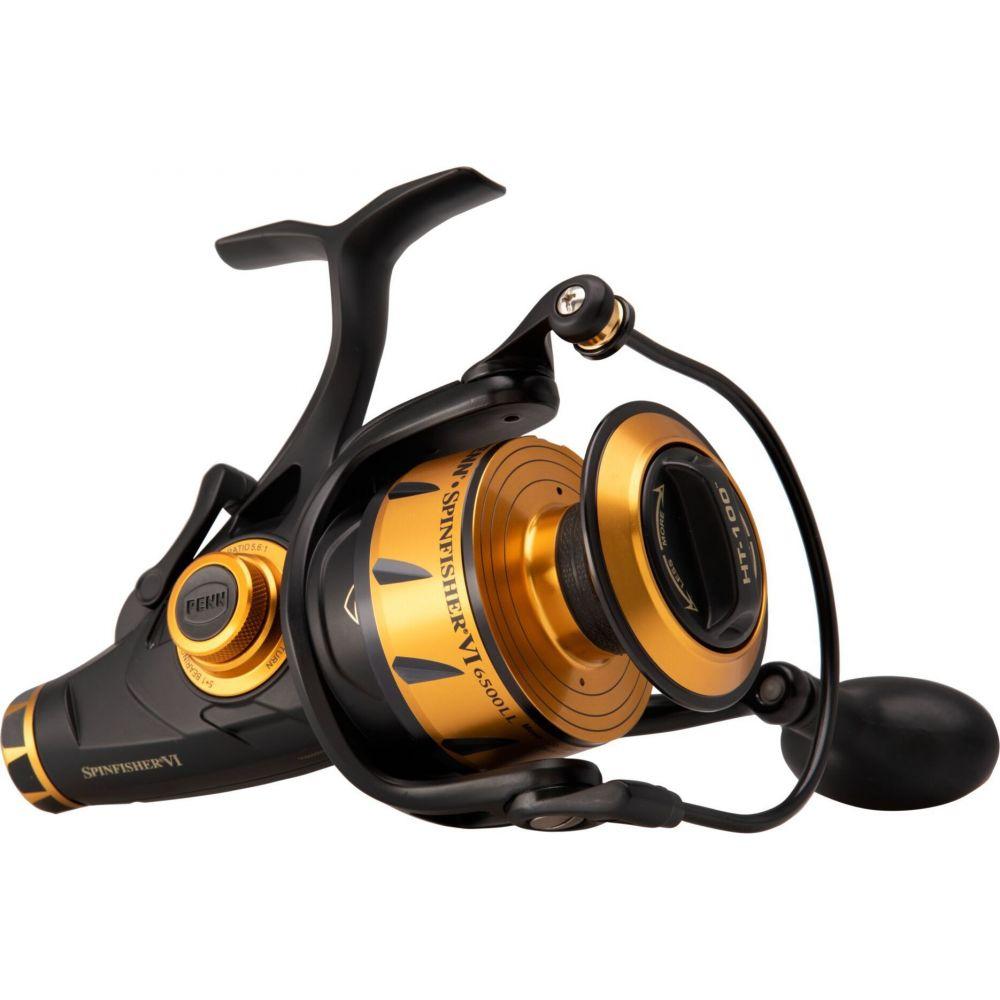 ペン ユニセックス 釣り フィッシング サイズ交換無料 PENN 18%OFF Fishing Spinning 世界の人気ブランド VI Spinfisher Live Reel リール Liner