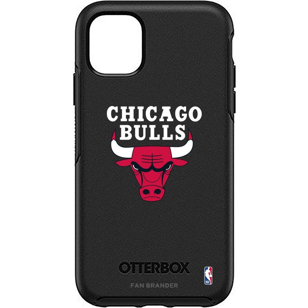 オッターボックス サービス ユニセックス スマートフォン 出群 タブレットケース サイズ交換無料 OtterBox iPhoneケース Case iPhone Chicago Black Bulls Otterbox