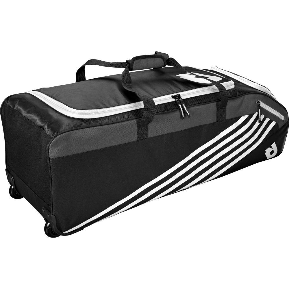<title>ディマリニ AL完売しました。 ユニセックス 野球 Team White サイズ交換無料 DeMarini スーツケース キャリーバッグ Momentum 2.0 Wheeled Baseball Bag</title>