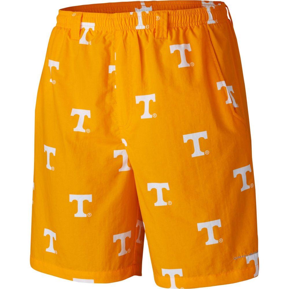 Backcast ボトムス・パンツ【Tennessee Printed コロンビア Columbia Shorts】 Tennesse Performance II Orange Volunteers メンズ ショートパンツ