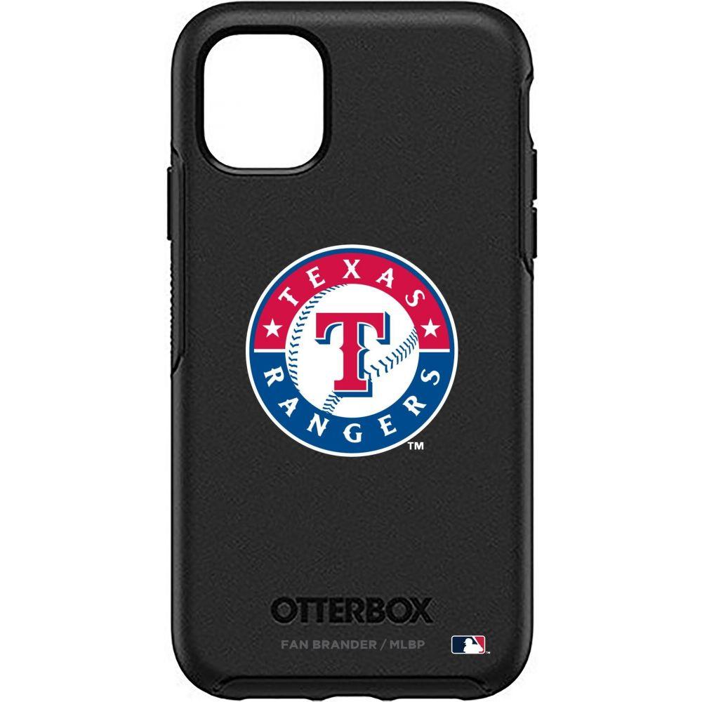 オッターボックス 定番の人気シリーズPOINT ポイント 入荷 ユニセックス スマートフォン タブレットケース サイズ交換無料 OtterBox 特別セール品 iPhoneケース Otterbox Texas iPhone Black Case Rangers