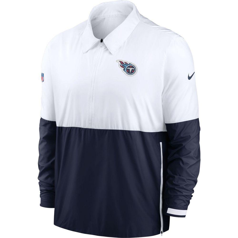 Sideline Dri-Fit コーチジャケット Nike アウター【Tennessee Titans メンズ Coach ナイキ ドライフィット ジャケット Jacket】