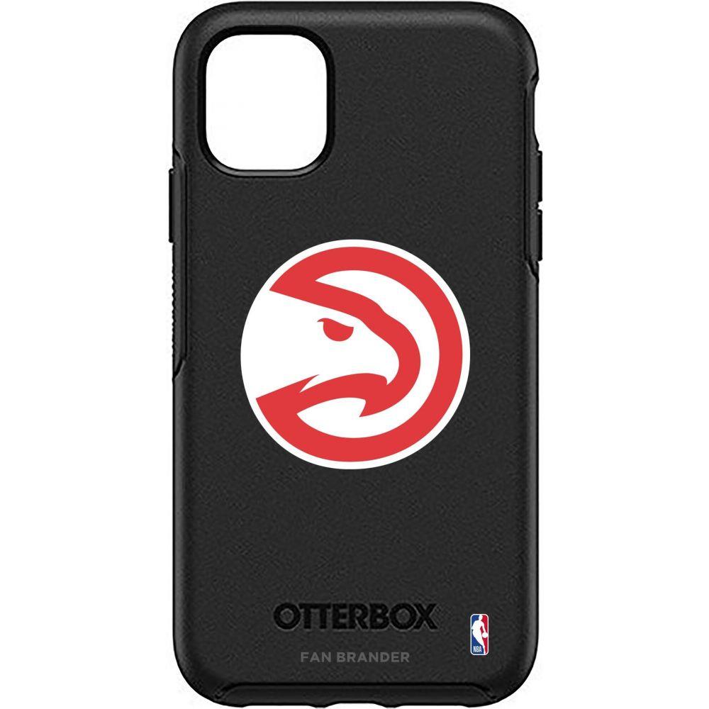 オッターボックス 売れ筋ランキング ユニセックス スマートフォン タブレットケース サイズ交換無料 OtterBox iPhoneケース Hawks Atlanta Case Otterbox Black iPhone 新品 送料無料