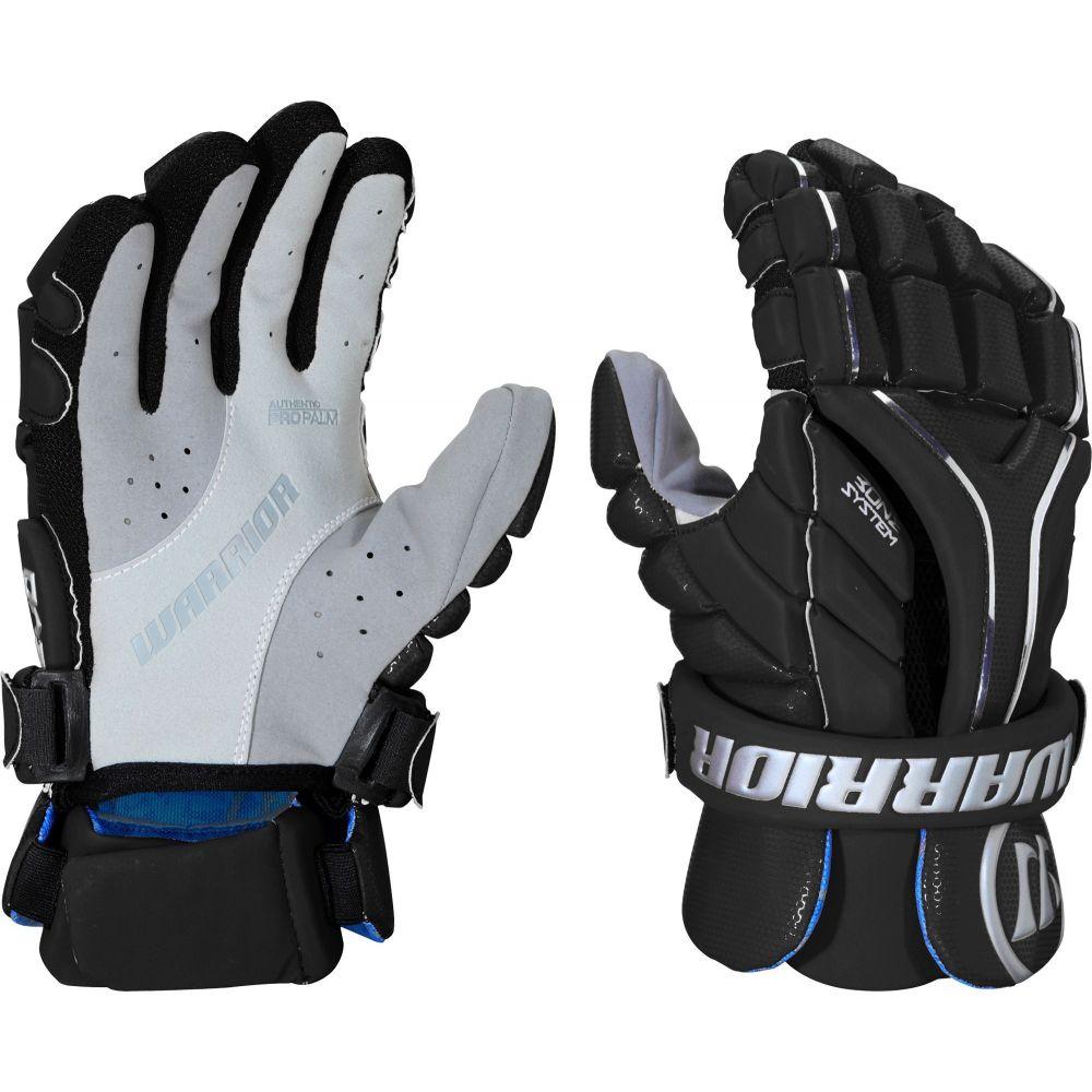ウォーリアー Warrior メンズ ラクロス グローブ【Evo Lacrosse Gloves】Black
