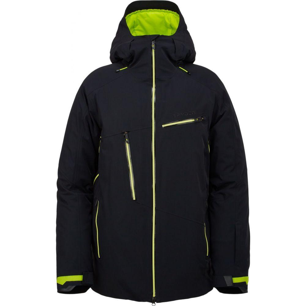 <title>スパイダー メンズ アウター 営業 ジャケット Black サイズ交換無料 Spyder Hokkaido GTX Jacket</title>