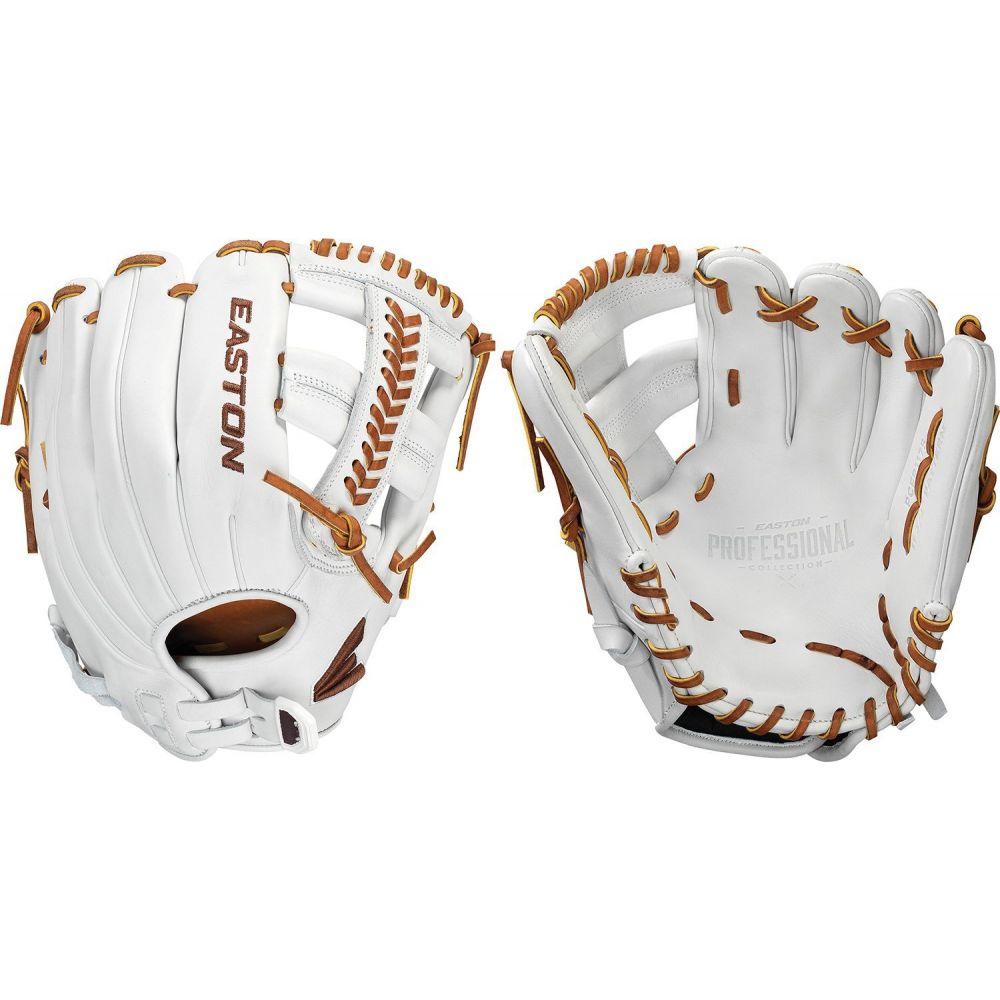 (訳ありセール 格安) イーストン ユニセックス 野球 グローブ White サイズ交換無料 時間指定不可 Easton Sports Series 11.75'' Fastpitch Glove Collection 2021 Professional