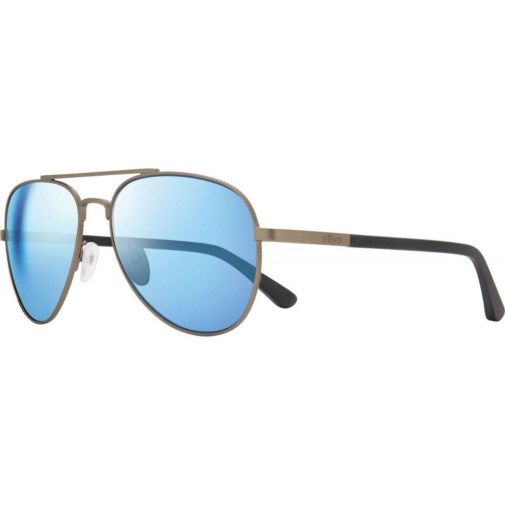 満点の レヴォ Revo ユニセックス メガネ・サングラス 【Raconteur II Sunglasses】Matte Gunmetal, アドガワチョウ 8e002e65
