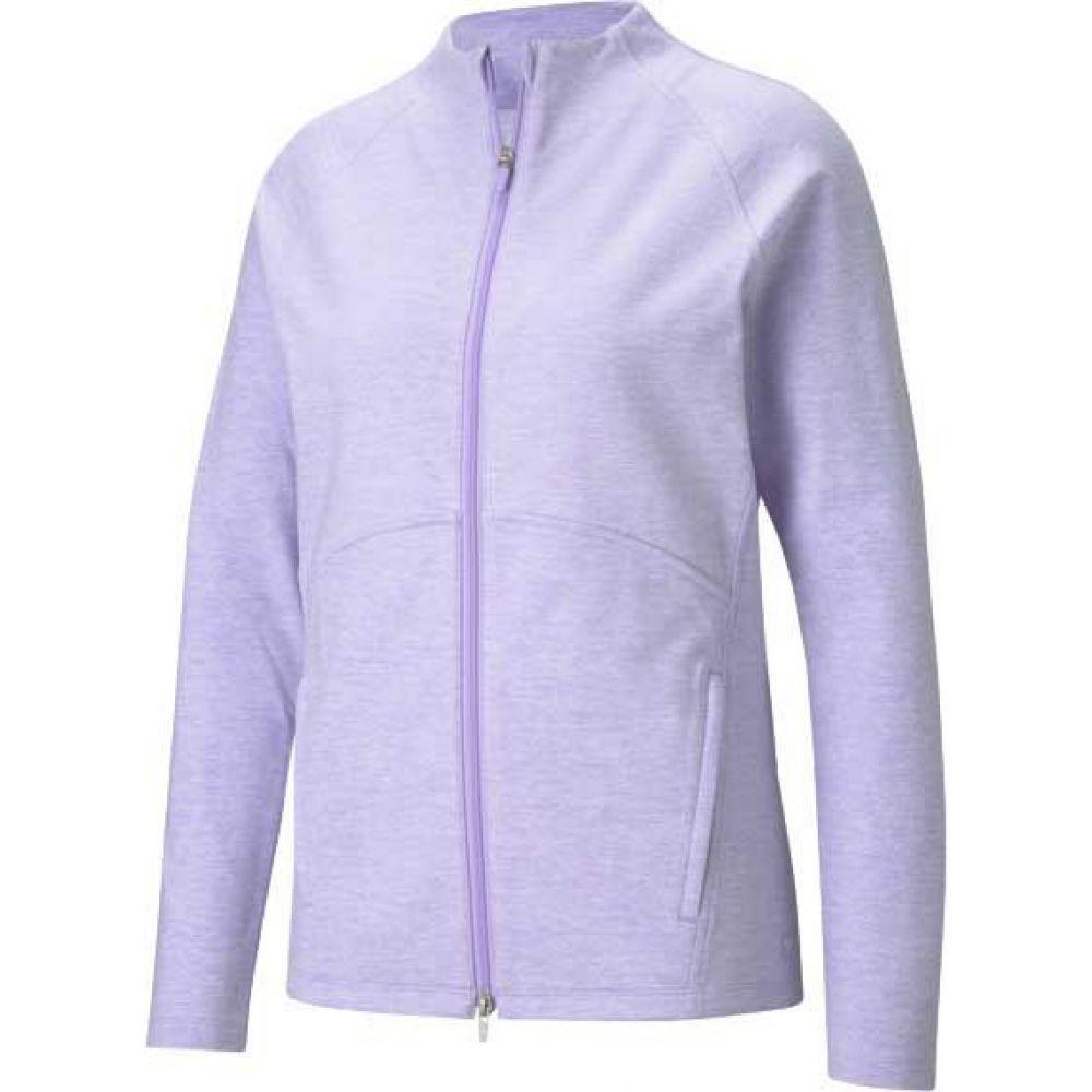 プーマ レディース トップス ベスト 在庫一掃 ジレ ギフ_包装 Light Lavender Puma FZ サイズ交換無料 Heather Cloudspun Vest PUMA