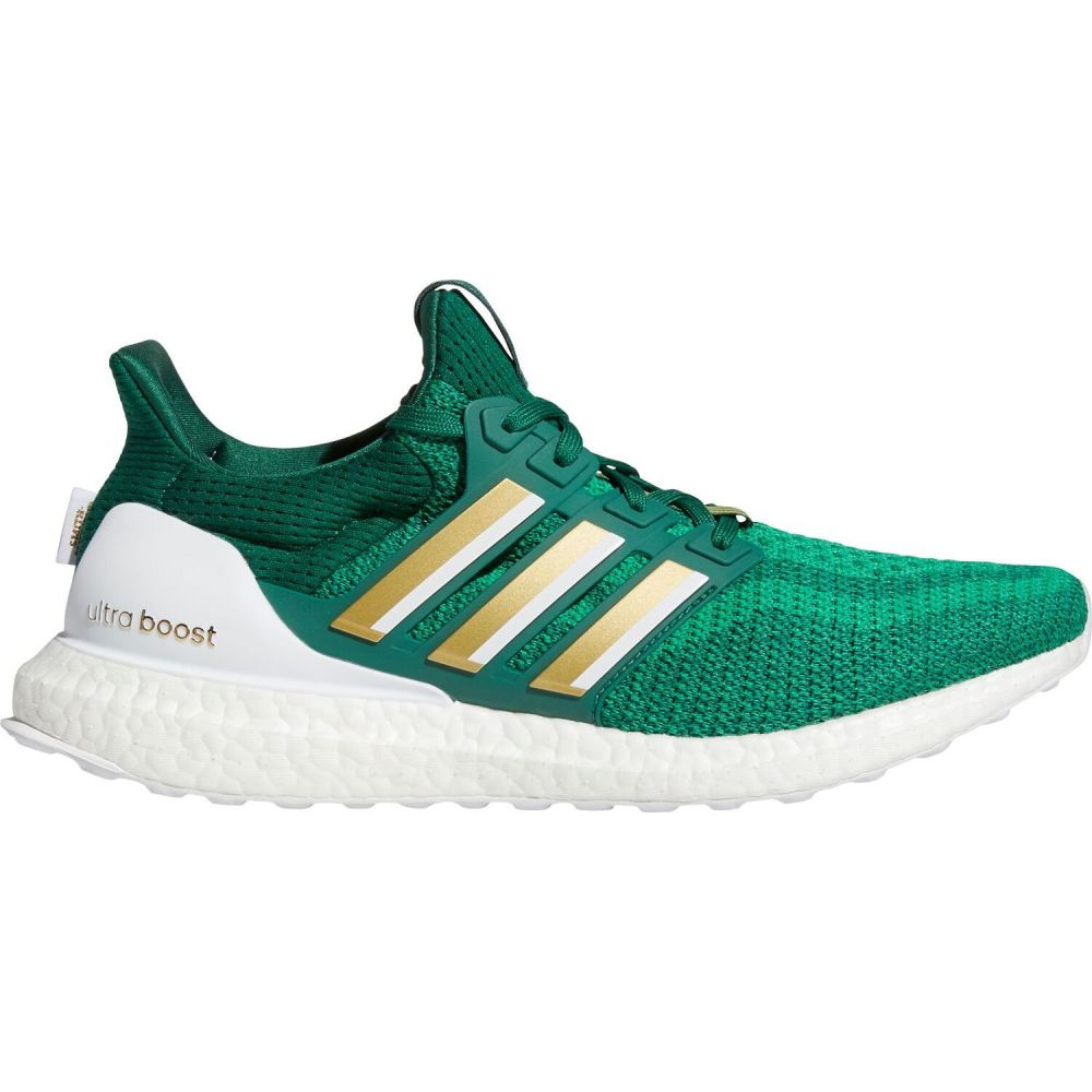 アディダス adidas メンズ ランニング・ウォーキング シューズ・靴【Ultraboost 2.0 DNA Running Shoes】Green/Gold