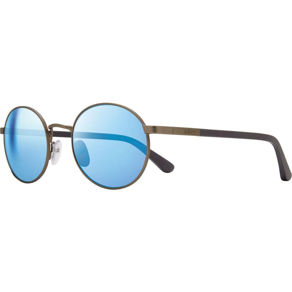 人気を誇る レヴォ Revo ユニセックス メガネ・サングラス 【Riley Sunglasses】Matte Gunmetal, eサプリ東京 bacd214e