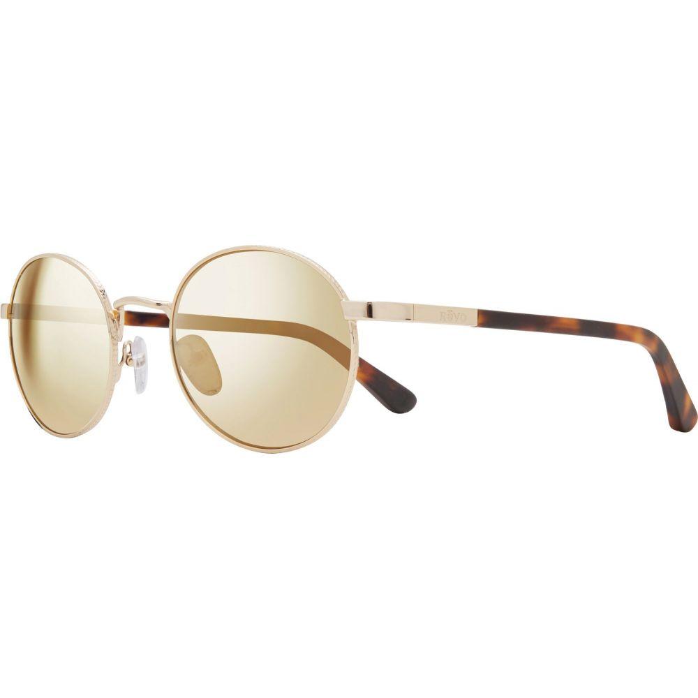 格安販売の レヴォ Revo ユニセックス メガネ・サングラス 【Riley Sunglasses】Gold, Princess Glamour 5f6529b4