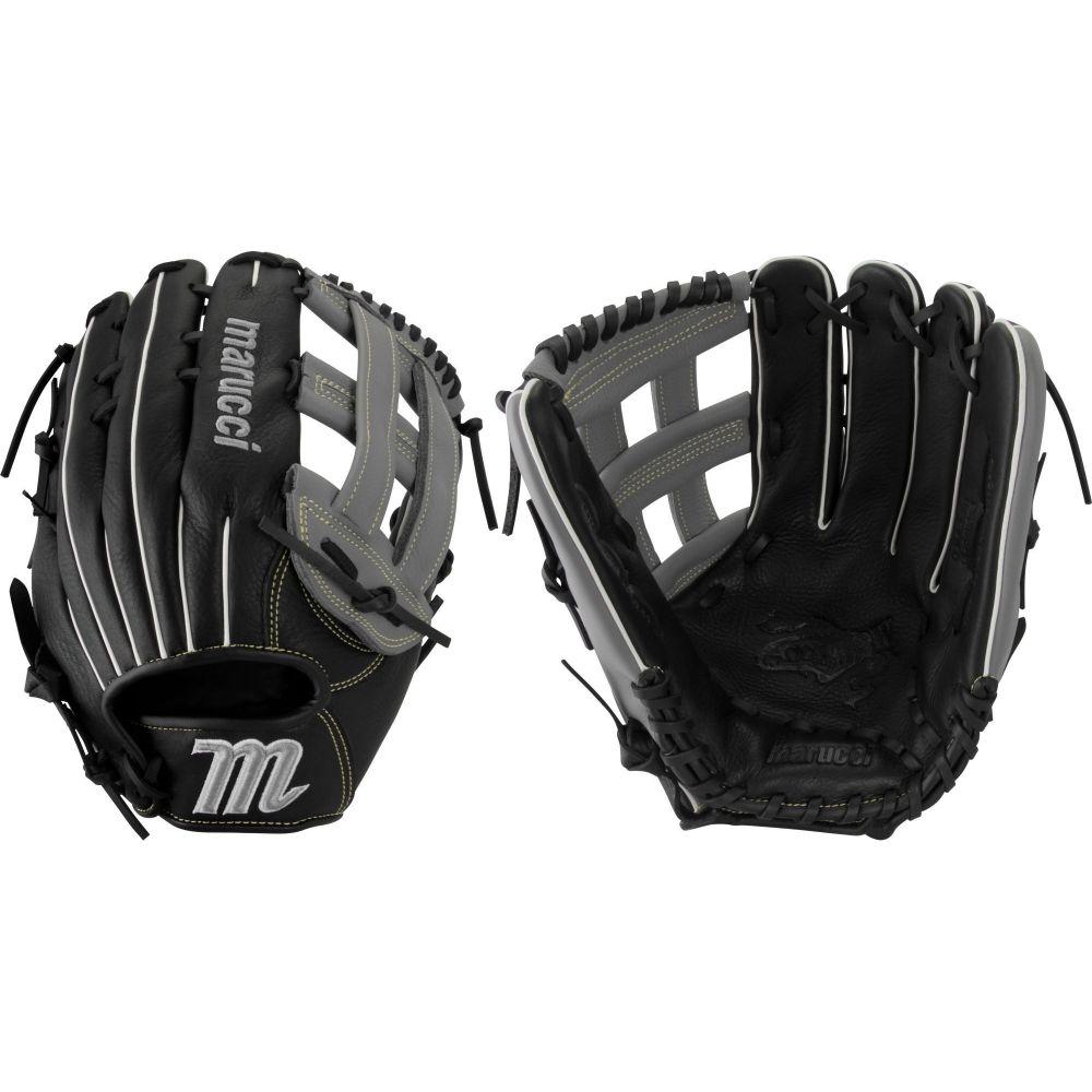 マルッチ ユニセックス 野球 贈呈 グローブ Black Gray サイズ交換無料 Glove 12.75'' Oxbow Marucci Series 2020 激安セール