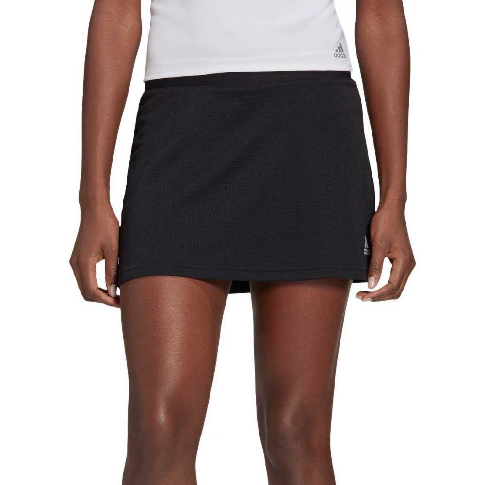 新品 送料無料 アディダス レディース テニス ボトムス 通常便なら送料無料 パンツ Black White adidas サイズ交換無料 スカート Skort Tennis Club