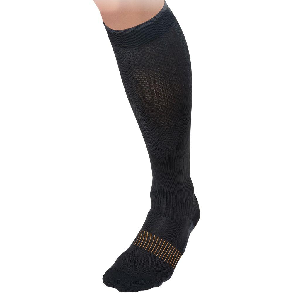 コッパーフィット レディース インナー 新作からSALEアイテム等お得な商品満載 下着 ソックス Black お気に入 Fit サイズ交換無料 Copper Socks Energy Compression