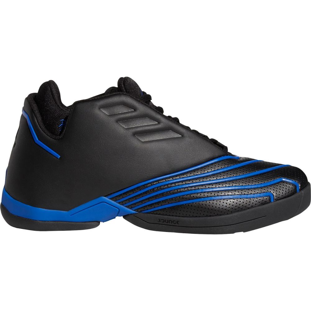 Basketball メンズ Shoes】Black/Royal adidas バスケットボール シューズ・靴【T-Mac アディダス 2.0 EVO