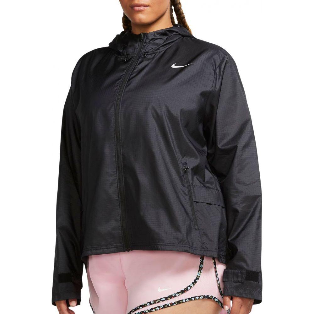 ナイキ Nike レディース ランニング・ウォーキング ジャケット アウター【Essential Running Jacket】Black