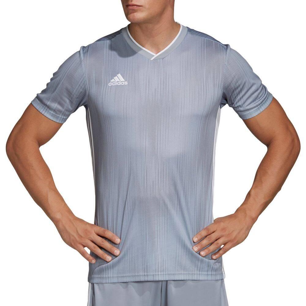 アディダス メンズ サッカー トップス Light Grey 推奨 White Tiro Jersey サイズ交換無料 ジャージ Soccer 19 adidas 35%OFF