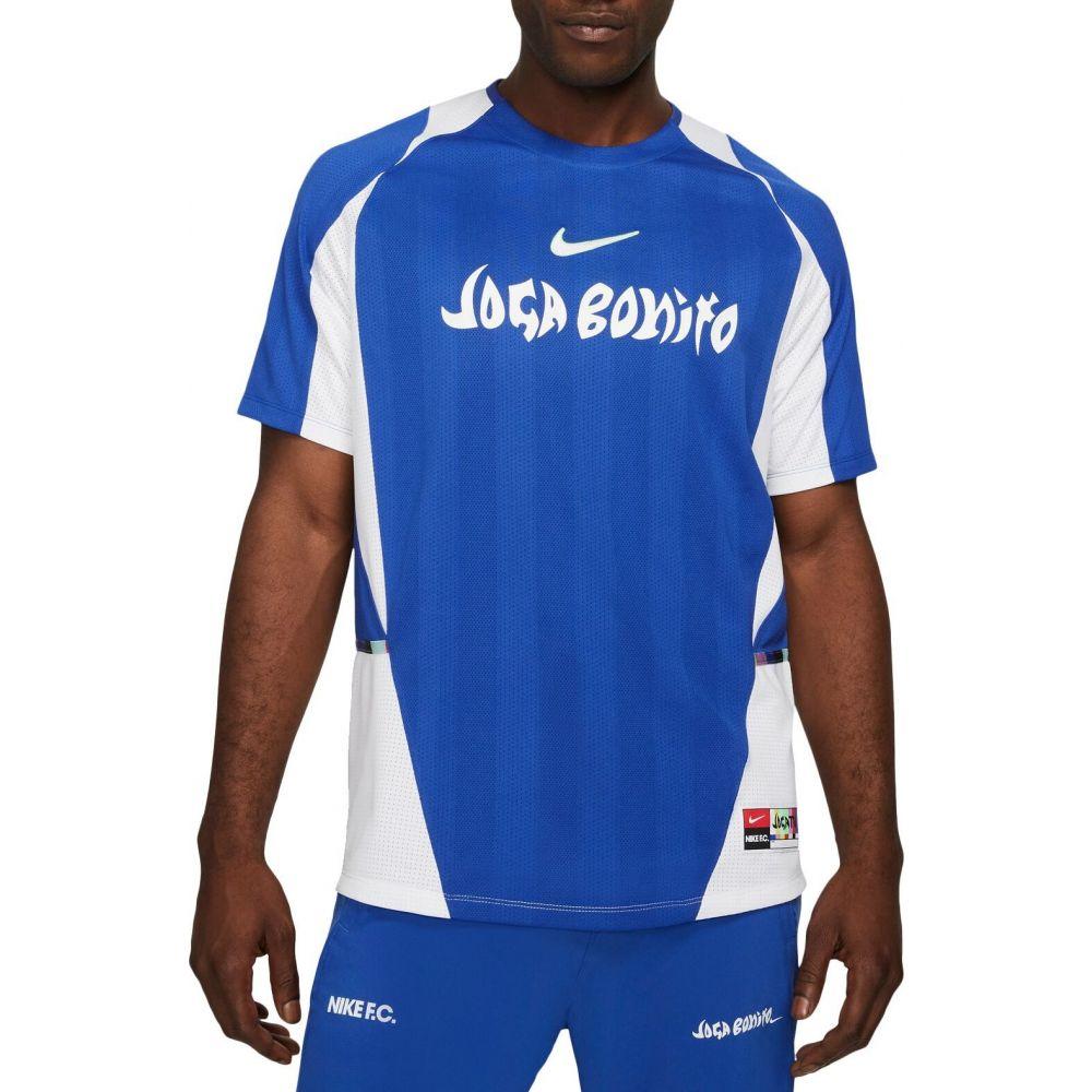 ナイキ メンズ サッカー トップス Black サイズ交換無料 Nike F.C. Soccer Short 激安通販 Sleeve Jersey WEB限定 Home