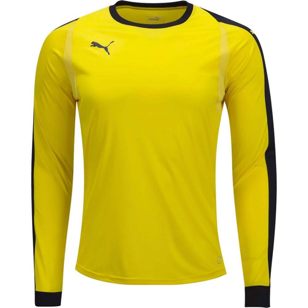 プーマ メンズ サッカー トップス サイズ交換無料 百貨店 PUMA 売り出し Liga Jersey Keeper Goal ジャージ
