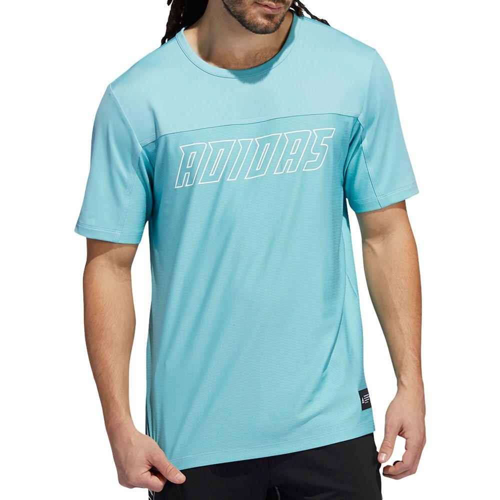 アディダス メンズ ラクロス 公式サイト トップス Mint adidas 通信販売 Hype T-Shirt サイズ交換無料