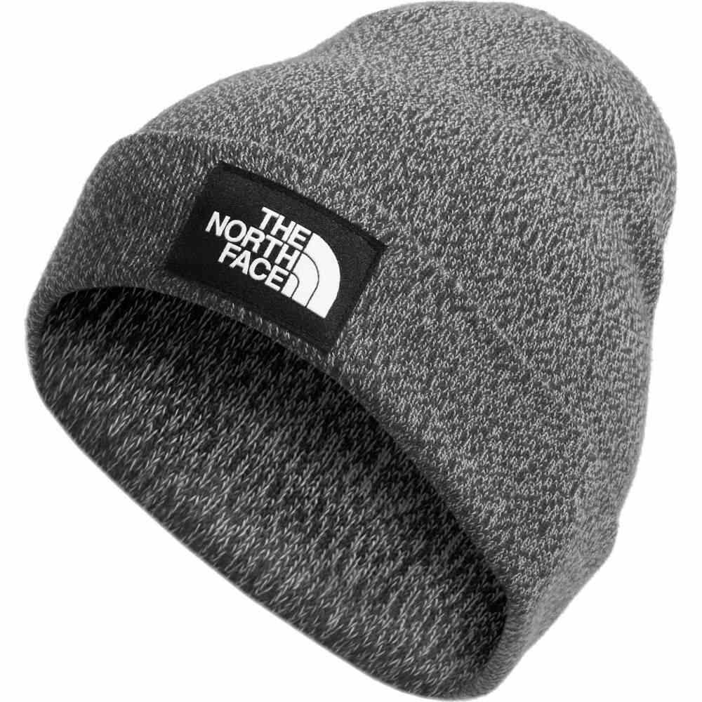低価格化 ザ ノースフェイス ユニセックス 帽子 ニット TNF Dark Grey Heather ビーニー Worker Face 受注生産品 The サイズ交換無料 Dock North Beanie Recycled