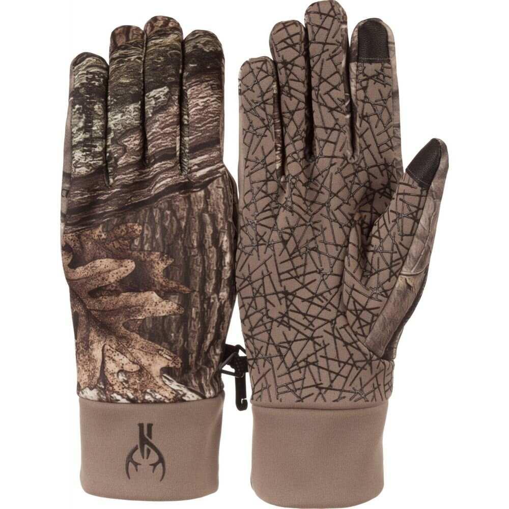 ハントワース メンズ ファッション小物 手袋 受注生産品 グローブ Hidd N Gloves 正規店 サイズ交換無料 Stealth Huntworth Camo Shooters