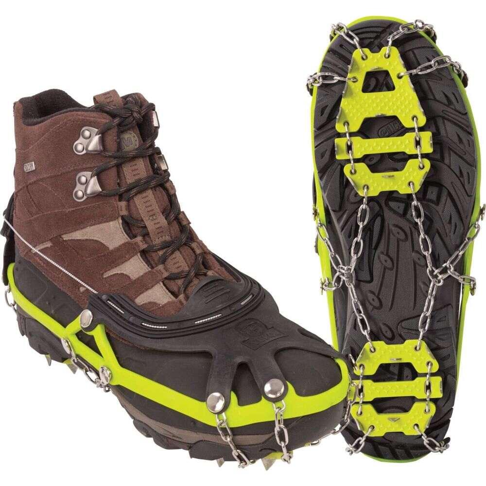 公式サイト 5%OFF ユーコン チャーリーズ ユニセックス シューズ 靴 インソール 靴関連用品 Green SLIP Spin Traction サイズ交換無料 Charlie's NOTS Yukon