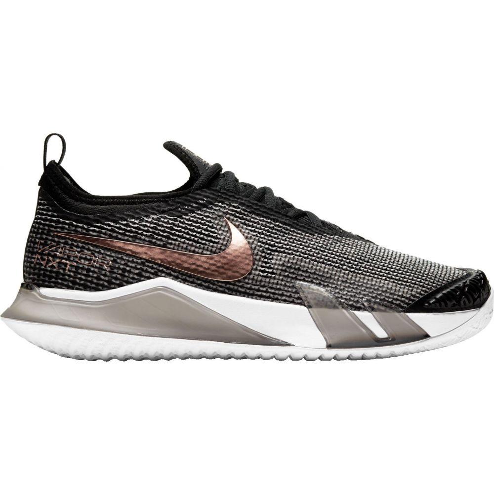 ナイキ レディース テニス シューズ 靴 激安 激安特価 送料無料 Black Bronze サイズ交換無料 React NXT Shoes Hard 送料無料新品 Tennis Court Vapor Nike